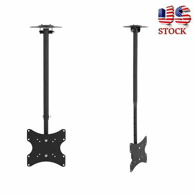 TV Ceiling Mount for LCD LED Flat Screen 23