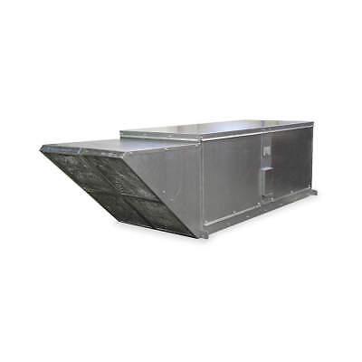 Direct Fired Make-up Air Heater Dayton 200000 Btuh 2te33 Natural Gas
