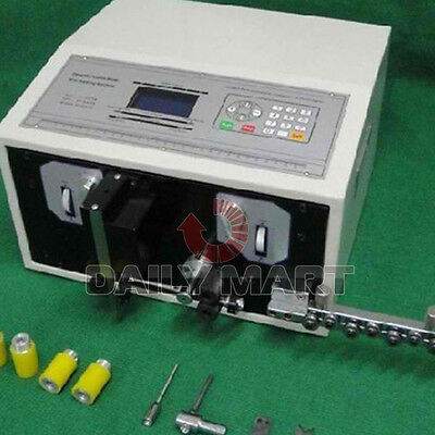 Swt508-sd Computer Wire Peeling Striping Cutting Machine Lcd Display
