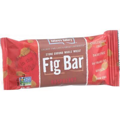 Nature's Bakery-Raspberry Whole Wheat Fig Bars (12-2 oz bars)