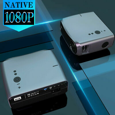 Beamer 6800 Lumen, Native 1080p Beamer Full HD, VANKYO Performance V630 Beamer Heimkino, mit ±50°Elektronische Korrektur, unterstützt HDMI USB TV Stick Xbox Laptop, iOS/Android Smartphone Projektor.