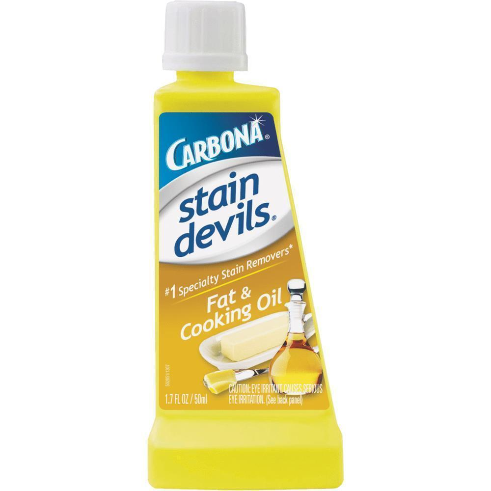Carbona Stain Devils 1.7oz Cooking Oils, Automotive, Rust, Sweat, Chocolate etc! Detergents, Softeners & Stain Removers