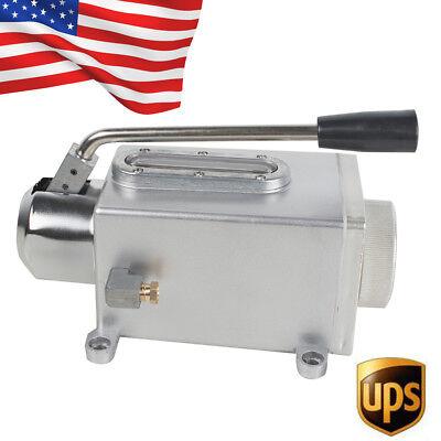 Good Lubricating Manual Pump Hand Lubrication Oil Pump Machine Small Volume