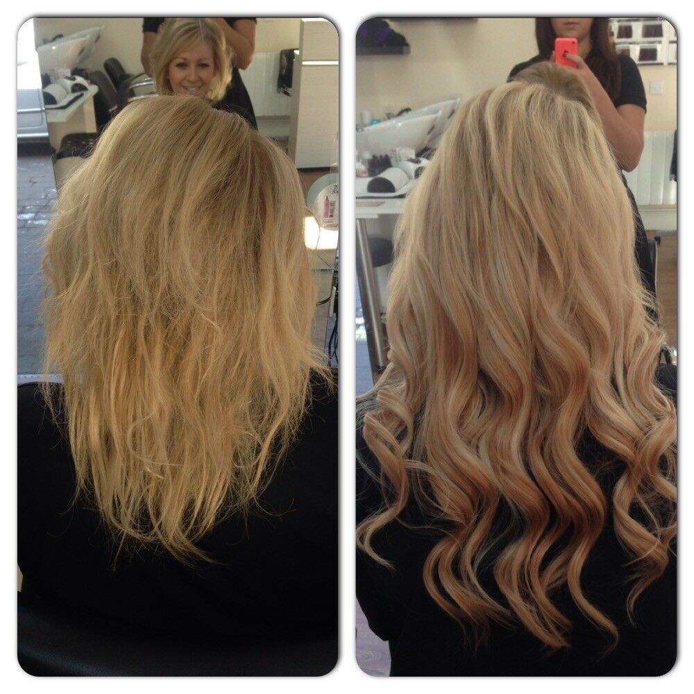 Hair Extensions From 150 In Kirkintilloch Glasgow Gumtree