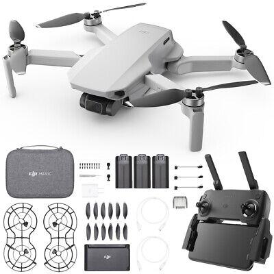 DJI Mavic Mini Quadcopter Drone Fly More Combo (CP.MA.00000123.01)