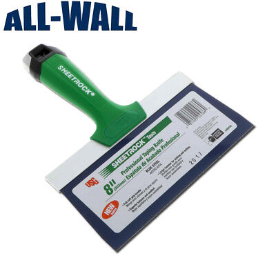 Usg Sheetrock Pro 8 Drywall Taping Knife Blue Steel W Matrix Style Handle