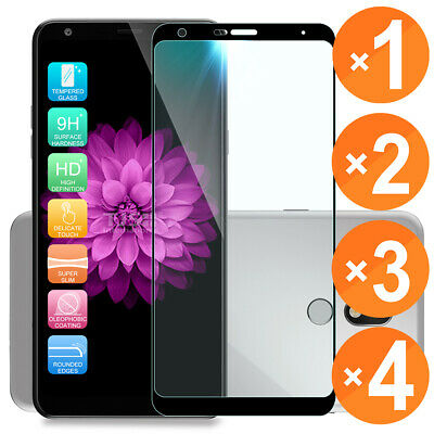 Wholesale LOT For  Full Coverage Tempered Glass Screen Protector