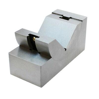 4x1-1316x1-1316 Precision Angle Block 0-60 Degree V Groove Angle Block Gauge