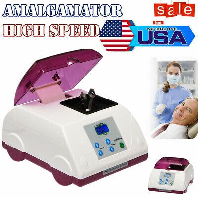 Dental Hl-ah G8 Amalgamator Amalgam Capsule Mixer 110v High Speed Amalgamator G8