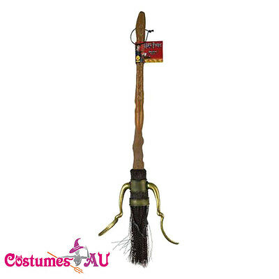 Harry Potter Quidditch Flying Firebolt Broom Halloween Costume Party Accessories (Harry Potter Costume Party)