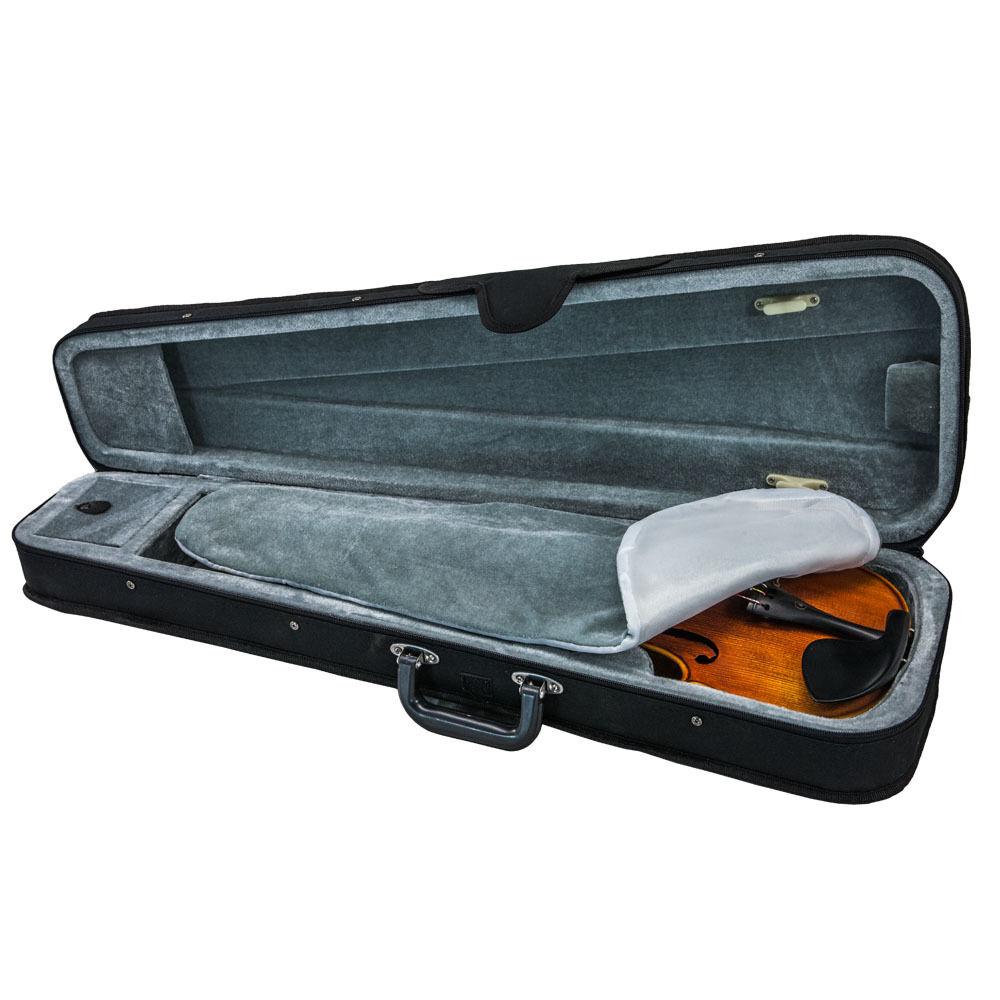 """NEW Lightweight 16.5/"""" Viola Case//Backpack//Music Pocket"""