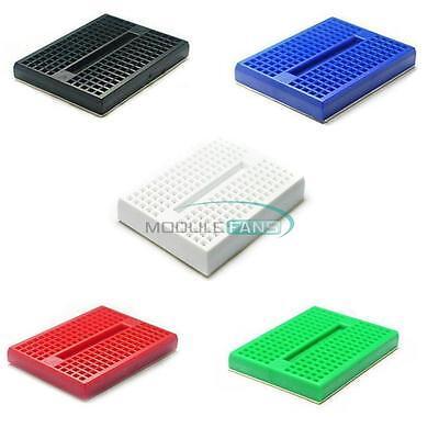 Mini Solderless 5 Color Prototype Breadboard 170 Tie-points For Arduino Shield