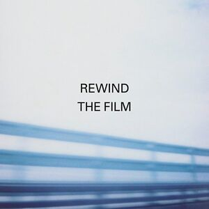 MANIC STREET PREACHERS - REWIND THE FILM: LIMITED EDITION VINYL LP (2013)