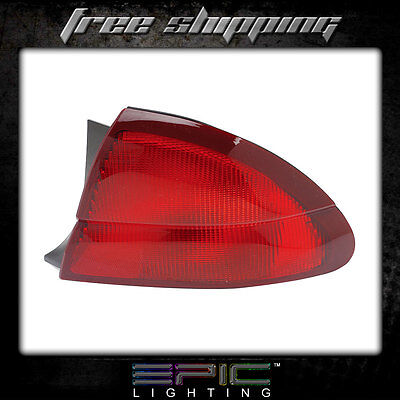 Fits 95-96 CHEVROLET MONTE CARLO TAIL LIGHT/LAMP  Passenger (Right Only)