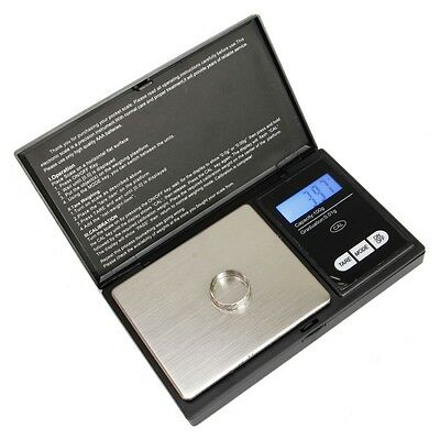 Pocket Digital Jewelry Scale Weight 100g x 0.01g Balance Electronic Gram US Ship