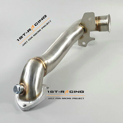 Stainless Steel Turbo Exhaust Downpipe For Mini Cooper S R55 R56 R57 R58 R59 1.6