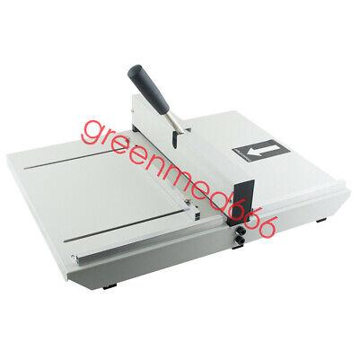13 Manual Scoring Paper Creasing Machine Creaser Scorer Lock Office Safty Use