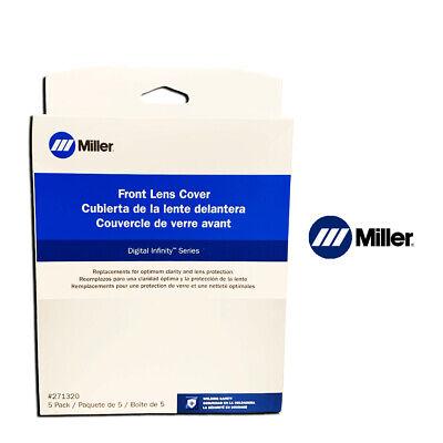 Genuine Miller 271320 Front Lens Cover Infinity 5 Pk