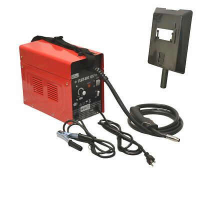 Mig 105 Flux Core Wire Mig Welding Machine 60-90amp Auto Wire Feed Welder No Gas