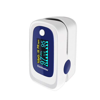 4 Parameter Fingertip Pulse Oximeter Pulso Oximetro Home Pulse Oxymeter Medical