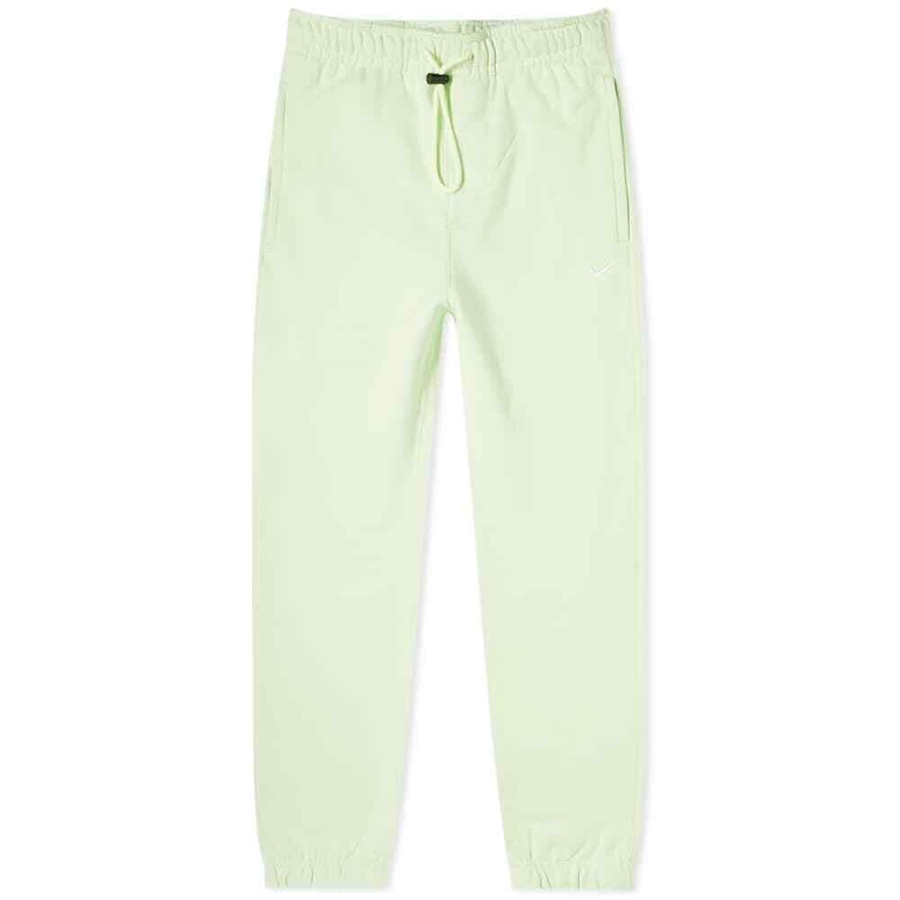 lab collection nrg fleece sweatpants volt green