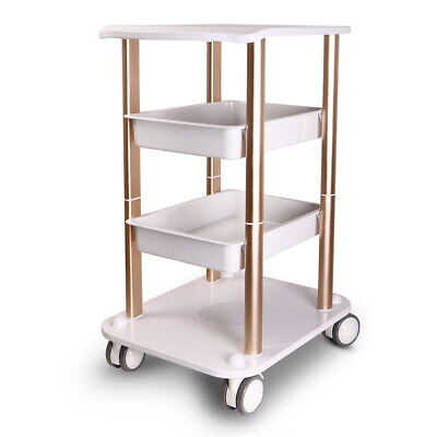 Hot Sell Iron Trolley Stand Display Cart Table For Cavitation Beauty Machine Spa