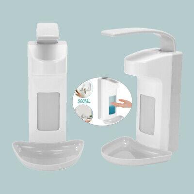 Desinfektionsmittelspender 500ml Hygiene Seifenspenders Wandbehang Eurospender