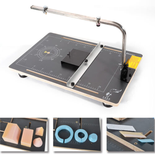 Desktop 110V 24w Board Wax Hot Wire Table Foam Cutter Styrofoam Cutting Machine