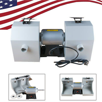 Usa Portable Dental Lab Supplies Polishing Cast Lathe Dental Lab Burnishing Fda
