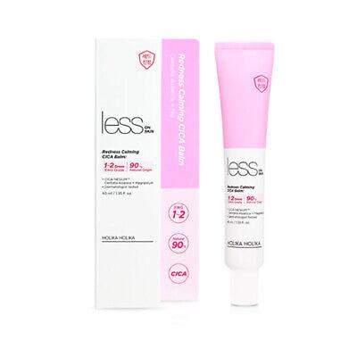 Holika Holika Less on Skin Redness Calming CICA Balm 40ml Free gifts