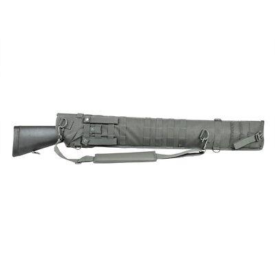 Airsoft Gun Case (NcStar CVSCB2917U Shotgun Scabbard Padded PVC Airsoft Gun Case)