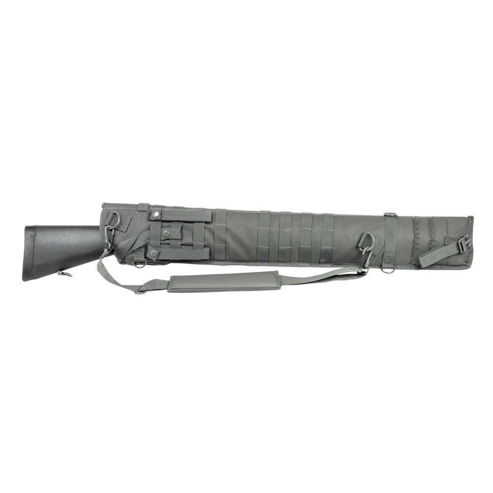 NcStar CVSCB2917U Shotgun Scabbard Padded PVC Airsoft Gun Ca