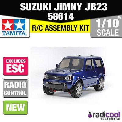 NEW! 58614 TAMIYA SUZUKI JIMNY JB23 MF-01X 4WD 1/10th R/C KIT RADIO CONTROL
