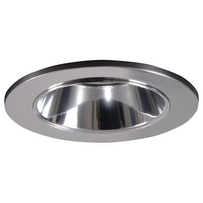 Halo 3 in. Polished Chrome Recessed Ceiling Light Shower Trim (Halo 3 Trim)