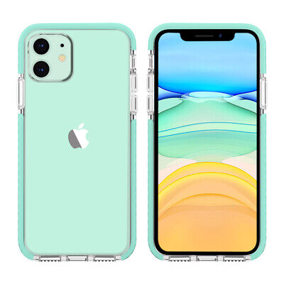 For iPhone 11 Pro MAX XR 7 8 Plus XS Max Clear Case Girly Cute Slim Soft Cover