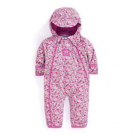 Jojo mamen bebe all in one coat 12-18m