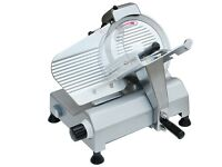 "Meat slicer 10"" - used once - £130 cash on collection"