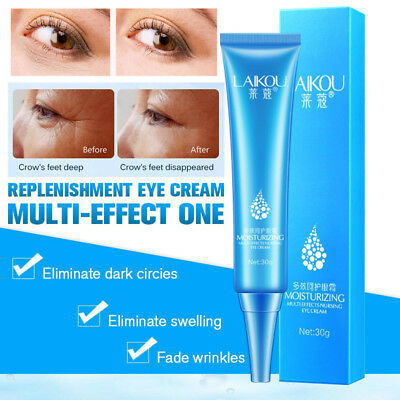 Eye Cream Gel For Dark Circles Puffiness Wrinkles Most Effective Anti-Aging (Most Effective Eye Cream For Dark Circles)