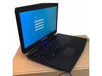 Alienware 17 Inches Full HD, Nvidia GTX 770M DDR5 Gaming Laptop, Intel i7 4th Gen 16GB RAM SSD