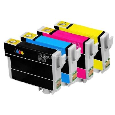4 pack 288 288XL T288XL Ink non-OEM for Epson Expression XP-434 XP434