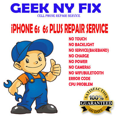 IPHONE 6S 6S PLUS NO BACKLIGHT REPAIR SERVICE
