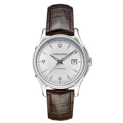 Hamilton Jazzmaster Viewmatic Silver Dial Men's Watch H32515555