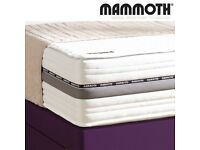 ***SOLD***Super king Mammoth mattress £300ono