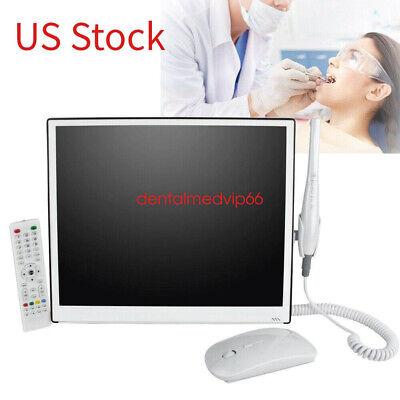 Wifi High-definition 17 Digital Lcd Aio Monitor Dental Intra Oral Camera New