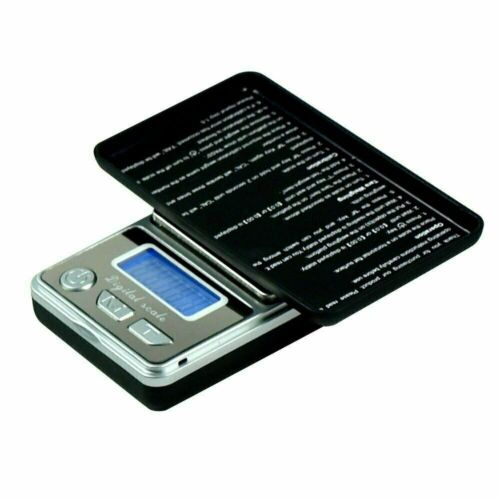 500g x 0.1g  Digital Pocket Scale Horizon HB-02 Portable Jewelry Scale