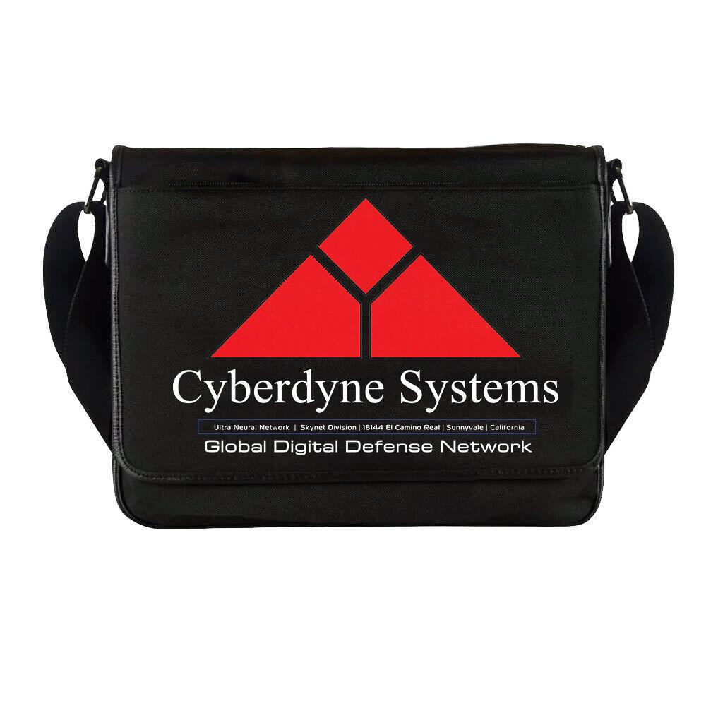 Cyberdyne Systems Terminator Messenger Bag Skynet Movie Classic 80s Retro Film