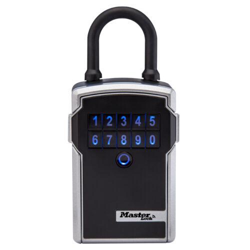 "Master Lock 5440D 3-1/4"" Electronic Bluetooth Portable Lock Box"