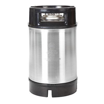 New 2.5 Gallon Ball Lock Keg Aeb - Cold Brew Coffee Soda Beer - Free Shipping