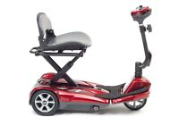 Drive Automatic Remote Folding Mobility Scooter - Brand New