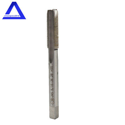 5//16-36 Thread Tap Right Hand 1pcs Accessories UNS HSS Straight Flute New